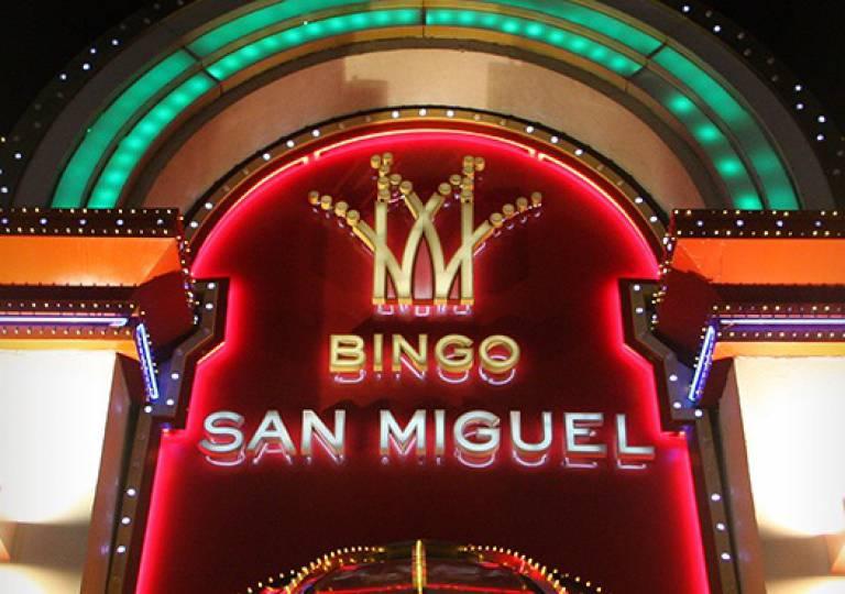 BINGO SAN MIGUEL 1