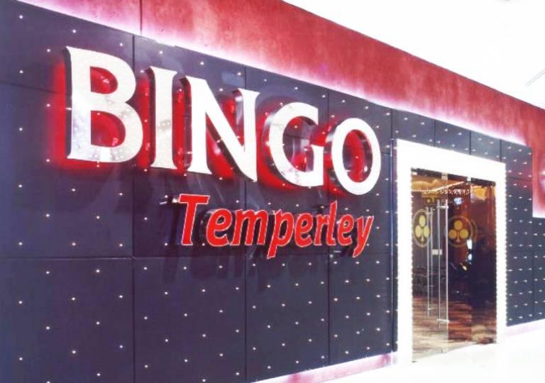 BINGO TEMPERLEY 1