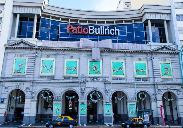 LOCAL COMERCIAL EN PATIO BULLRICH SHOPPING 1